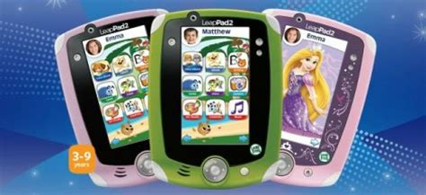 LeapFrog LeapPad 2 Review - Mamanista!