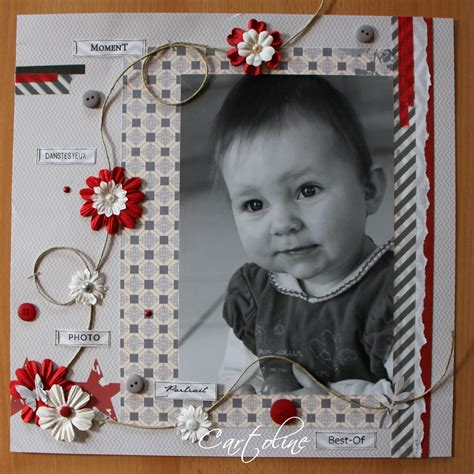 scrapbooking idees pages