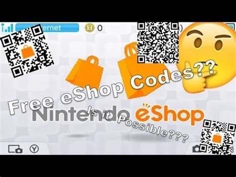 How to get free eshop codes (January 2017) *Face Reveal