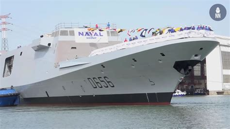 Naval Group Launched 'Alsace' the 1st FREMM DA for the