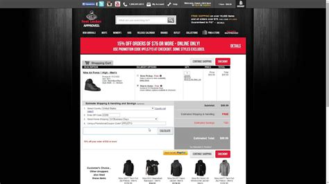 How to Use a FOOTLOCKER Promo Code - YouTube