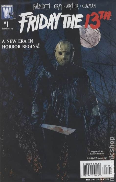 Friday The 13th (2006 DC Wildstorm) comic books