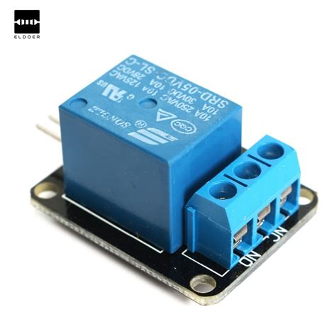 1PC 1 Channel Relay Module Board 5V DC AC for Arduino ARM