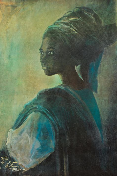 A Long-Lost Nigerian Masterpiece Found in a London