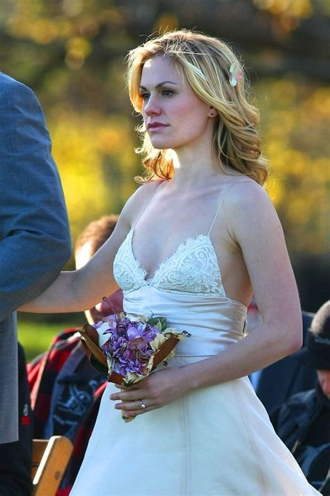Anna paquin stephen moyer 2020 - actress anna paquin and