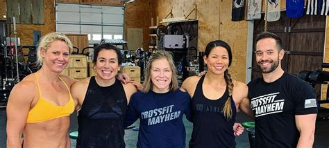 Could Chyna Cho Be Joining CrossFit Mayhem Freedom? | The