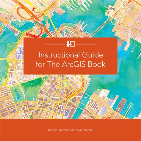 Learn GIS with Esri's Handy, New Companion Guide to The