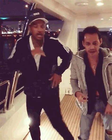 Will Smith Dances With Marc Anthony and Gives Surprise