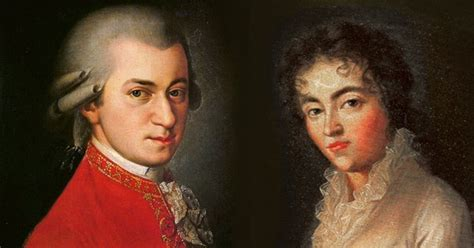 Mozart's Magnificent Love Letter to His Wife – Brain Pickings