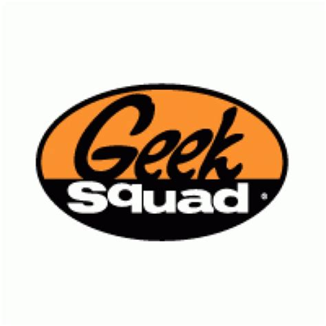 Geek Squad Logo Vector (EPS) Download For Free