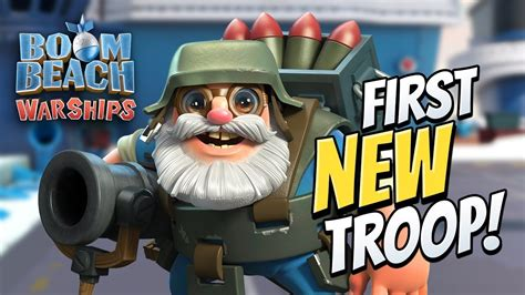 Boom Beach: The Bombardiers Have Arrived! - YouTube