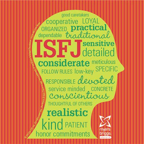 Personality and Personal Growth: ISFJ Personality
