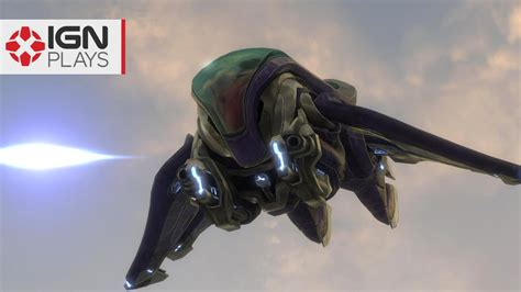 Taking Halo 5's Banshee for a Test Flight - IGN Plays Live