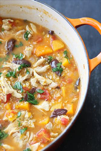 Cookin' Canuck – Hearty Chicken Stew with Butternut Squash