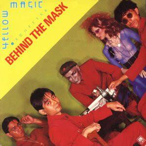 Behind the Mask (Yellow Magic Orchestra song) - Wikipedia