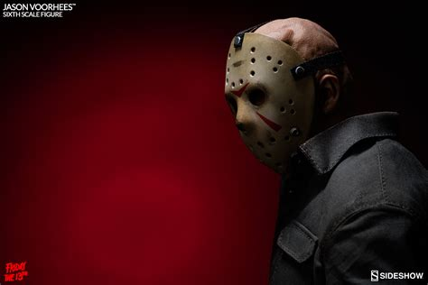 Friday The 13th Part 3 Jason Voorhees Sixth Scale Figure
