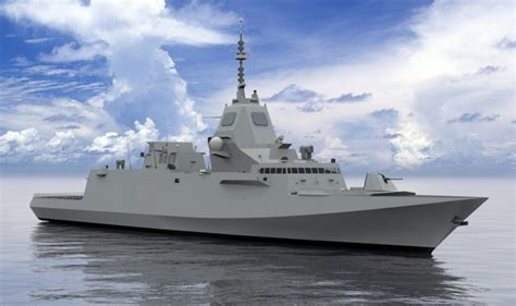 Naval Group and Fincantieri propose to Canada a joint