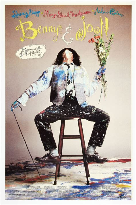 Benny & Joon (#1 of 3): Extra Large Movie Poster Image
