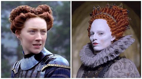 """""""Mary Queen of Scots"""": A Tale of Two Queens"""