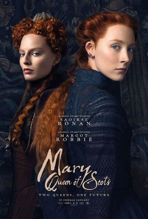 Mary Queen of Scots Movie Poster | Mary queen of scots