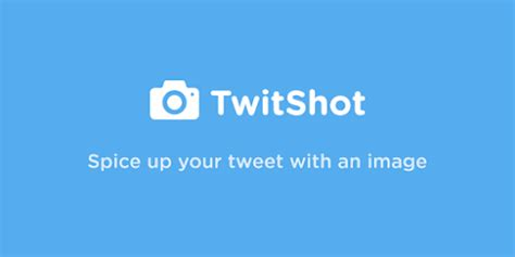 Download TwitShot To Add Tweets With An Image