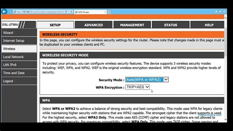HOW TO CONFIGURE WiFi of D Link Wireless N300 ADSL2