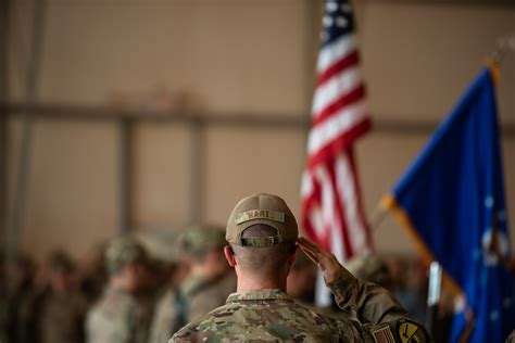 409th Air Expeditionary Group Change of Command 2019 > U