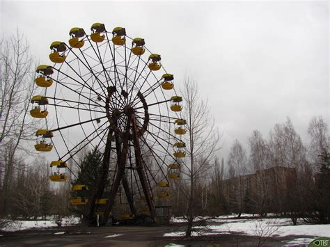 What to do with Chernobyl's exclusion zone? Build a solar