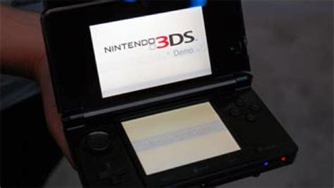 Nintendo Confident About 3DS' Anti-Piracy Measures