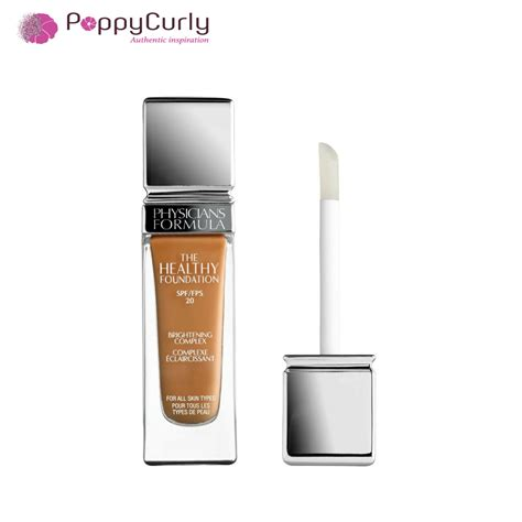 THE HEALTHY FOUNDATION SPF 20 – PoppyCurly