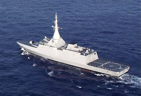 Naval Group wins contract to build Gowind corvettes for