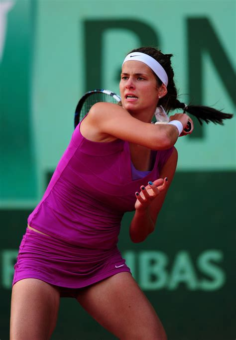 Julia Goerges - Julia Goerges Photos - 2012 French Open