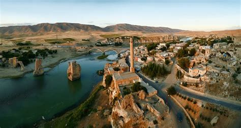 Hasankeyf Selected by Europa Nostra for 7 Most Endangered