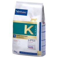 Virbac Veterinary HPM K1 Kidney Support - Croquettes pour