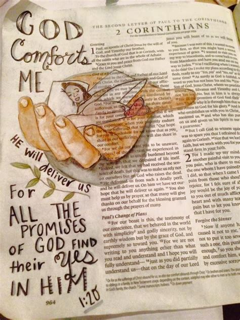 21 best images about 2 CORINTHIANS - Bible journaling on