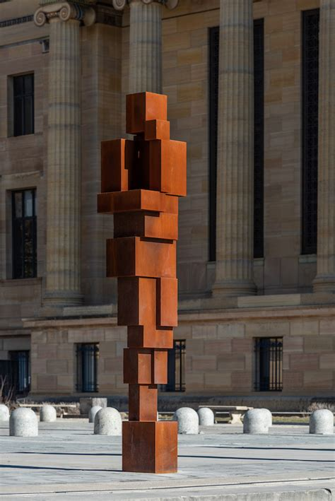 Three rendez-vous with Sir Antony Gormley – Sculpture Nature
