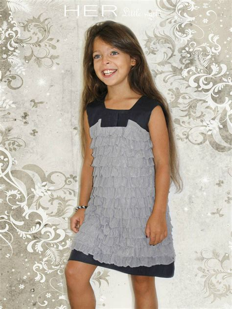 patron couture robe fille 10 ans 13