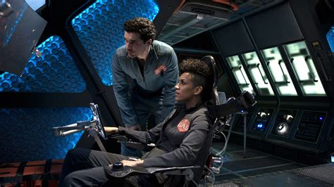 The Expanse is the best show on TV that no one is watching