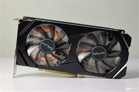 GALAX RTX 2060 offers impressive performance without