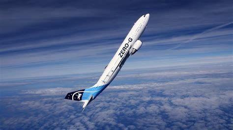 Space in Images - 2014 - 10 - Zero-G Airbus A300