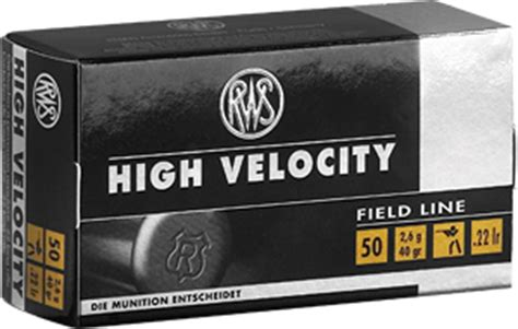Outdoor Sporting Agencies, Products, Ammunition, Rimfire