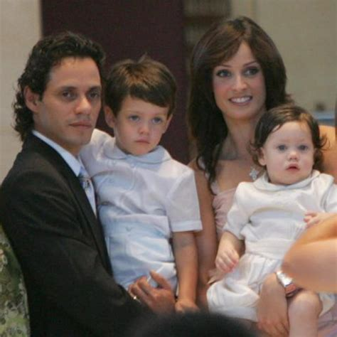 Marc Anthony's best moments with his six kids - Photo 1