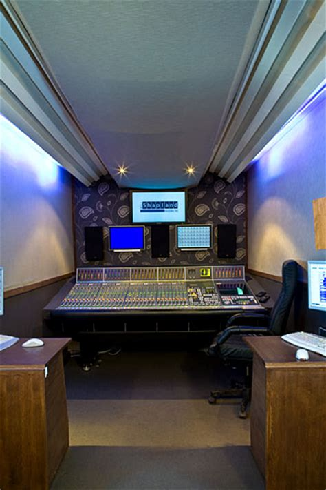 Will Shapland - on location mobile music recording studio
