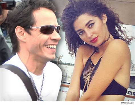 Marc Anthony Rebounds with 21-Year-Old Hot Model