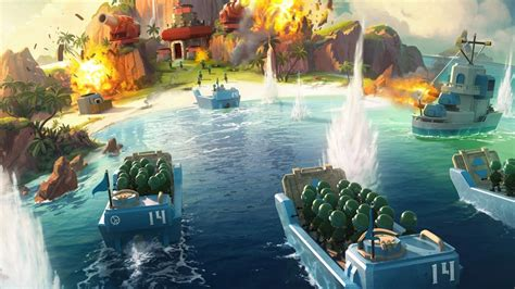 Boom Beach Review - IGN