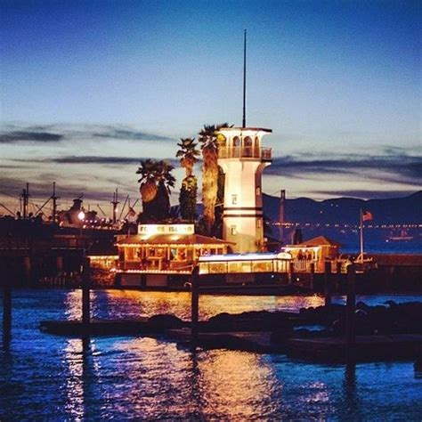 Permanently Closed - Forbes Island Restaurant - San