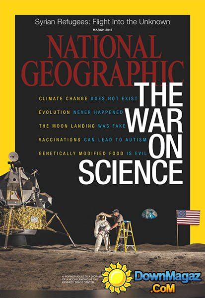 National Geographic USA - March 2015 » Download PDF