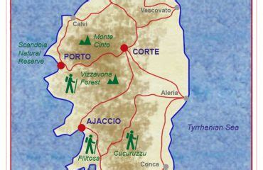 Grand Tour de Corse • Small Group and Private Tour with